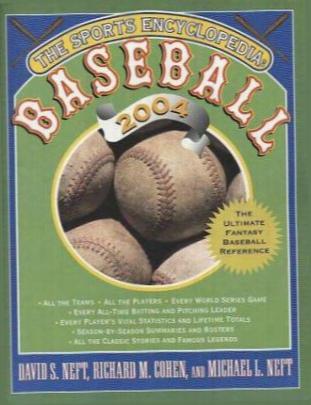 The Sports Encyclopedia: Baseball
