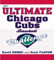 The Ultimate Chic Ago Cubs Baseball Challenge