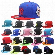 Colorful Baseball Snapback Cap NY Hats Women/Men Yankees Hip Hop Sport New York Adjustable Bone Unisex Casquette Casual Headwear WM273