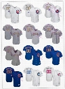 Custom New World Series Champions Patch Chicago Cubs Gold Gray White Blue Authentic Stitched Personalized Baseball Jerseys Customized S-6XL