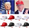 Make America Great Again Letter Hat Donald Trump Republican Snapback Sports Hats Baseball Caps USA Flag Mens Womens Fashion Cap