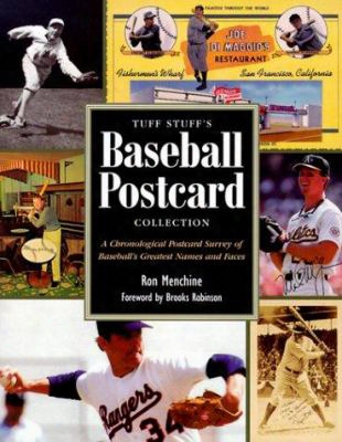 Tuff Stuff's Baseball Postcard Collection: A Comprehensive Reference And Price Guide