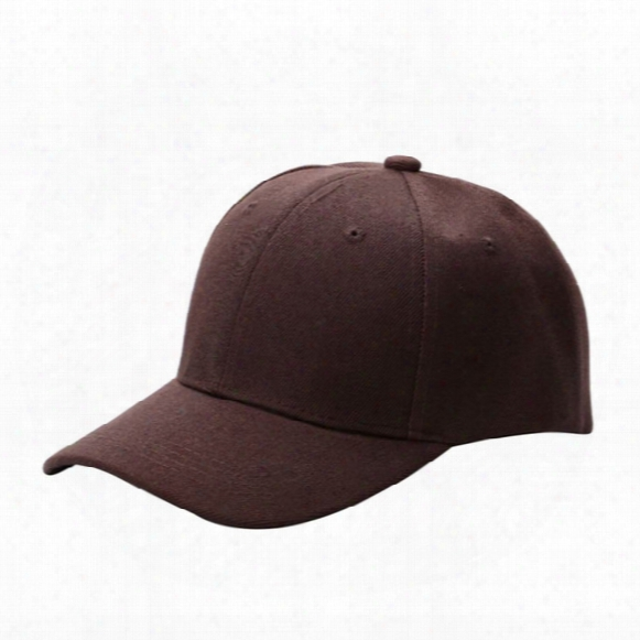 Wholesale- Unisex Hip-hop Adjustable Bboy Baseball Cap Hat Fashion Blank Plain Snapback Hat Snapback Caps Kids Seball Cap Flat Along Hat