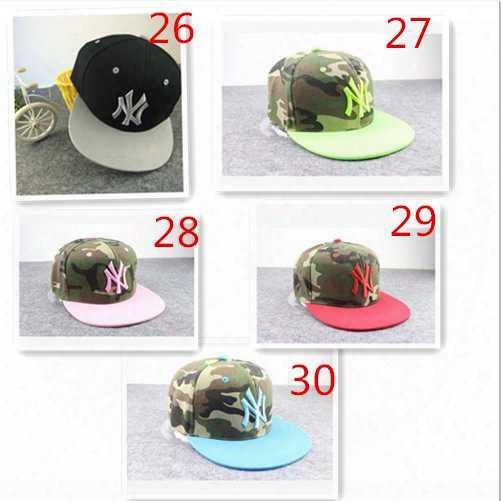 2015 Adjustable Snapbacks Hats Snapback Ny Baseball Caps, Adjustable Flat Hat Hip Hop Dance Lovers Women And Men Baseball Cap
