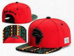 2015 Cayler & Sons Snapback Power Africa Rot Baseball Cap Adjustable Snapbacks Baseball Cap Hats,cheech Republic Caps, Sweet Sensi Caps