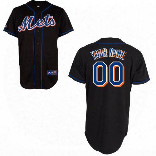 2016 New 2015 New York Mets Custom Baseball Jersey Cool Base Personalized Throwback Ny Mets Baseball Jerseys/shirts Embroidery S-xxxl