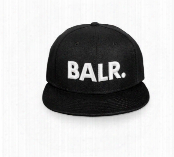 2017 Hats For Men&women Balr New Arrival Balred Caps Leather Buckle Pu Metal Adjustbale Buckle Baseball Sport Cap Hip Hop Hat