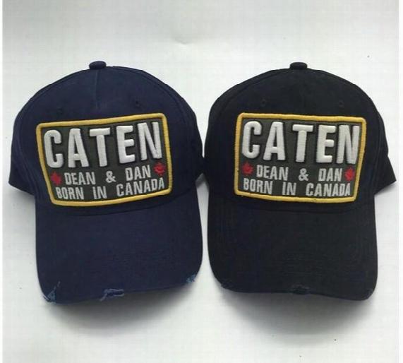 2017 New High Quality Free Shipping Dsq D2 Unisex Cap Men And Women Fashion Baseball Cap D04