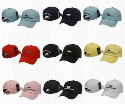 2017 New Vines Dad Hats Men Dolphin Hat Women Embroidery Adjustable Bboy Peaked Cap Bending Baseball Cap