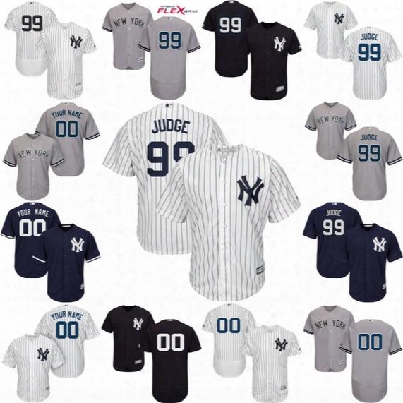 99 Aaron Judge 24 Gary Sanchez New York Yankees Aaron Hicks Brett Gardner Matt Holliday Jacoby Ellsbury Starlin Castro Romine Headley Jersey