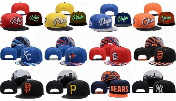 Hot Selling Men's Women's Basketball Snapback Baseball Snapbacks Teams Football Hats Mens Flat Caps Hip Hop Cap Sports Hat Thousands Models