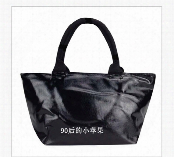 In The Spring Of 2016 All-new Text Qiu Dong Han Edition Fashionable Popularity Metal New Europe And The United States Single Shoulde Rbag