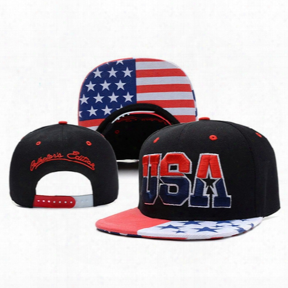Leisure Cap/hat/usa Letters - Along The Baseball Cap/american Flag Star Of The Hip-hop Cap/outdoor Cap, Baseball Cap/wholesale
