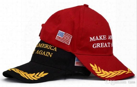 Make America Great Again Hat Bone Snapback Hats Donald Trump 2017 Republican Baseball Cap For President Adjustable Cap