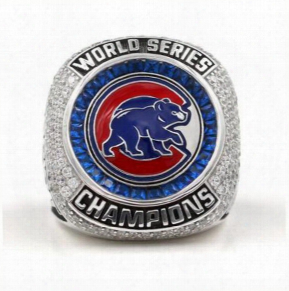 New Arrival 2016 2017 Chicago Cubs Baseball World Series Championship Rings