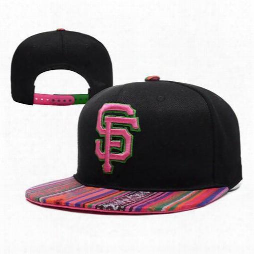 Sfb Aseball Snapbacks Giants Caps Fashion Ball Caps Adjustable Hats Cheap Snap Back Hats Fashion Flat Shore Caps Snap Backs Summer Caps