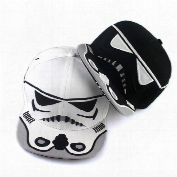 Star Wars Snapbacks Caps Star Wars Hats The Force Awakens Darth Vader Stormtr0oper Ball Cap Hats Star Wars Baseball Cap Dhl Free D485 50
