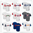 Men's Cuba USA Canada Dominicana Italia Mexico Puerto rico venezuela 2017 World Baseball Classic Team Jerseys Accept custom any player