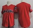 Mens custom NCAA Arizona Wildcats 2016 College World Series COLLEGE Baseball jersey stitched red Arizona Wildcats Personalized jersey S-3XL