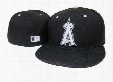 New Los Angeles Angels MLB Baseball Cap 3D Embroidery Logo LA of Anaheim Cooperstown Fitted Hats