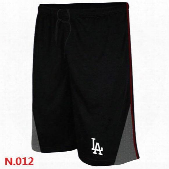 Wholesale Baseball Los Angeles Dodgers Performance Training Shorts ,mix Order