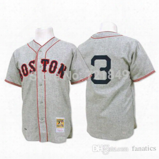 2017 New Christmas Shopping Online/boston Red Sox Shirt 3 Jimmie Foxx Retro 1936 Throwback Older Men's Road Baseball Jerseys Authentic