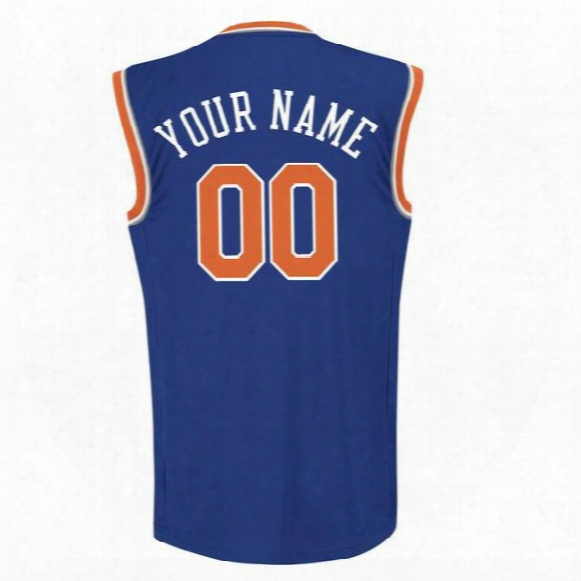 Carmelo Anthony Jersey College All Star Derrick Rose Willis Reed Ron Baker Phil Jackson Willy Hernangomez Basketball Jerseys Custom Clothes