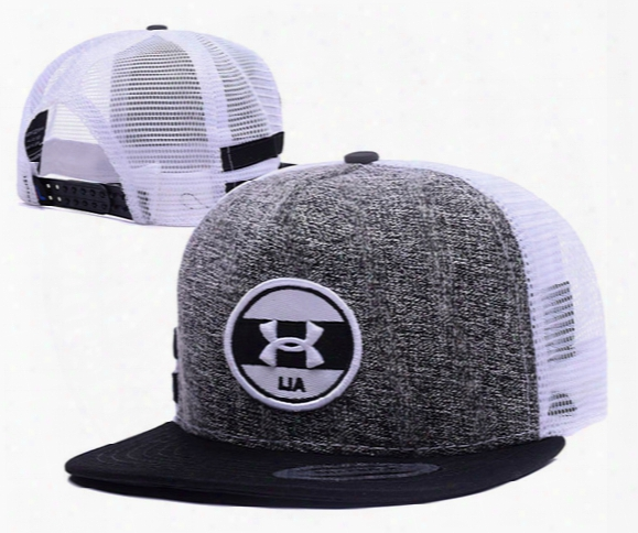 Cheap 2016 Underarmour Snapback Hats Underarmour Baseball Hats Flat Brim Cap Street Pop Adjustable Hats