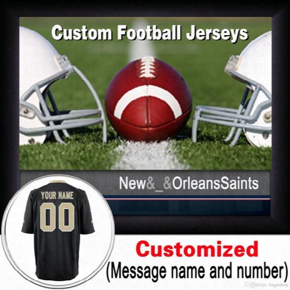 Customized Jersey Brees 28 Peterson 13 Thomas 94 Jordan 32 Vaccaro 22 Ingram 10 Daniel 18 Grayson 12 Nassib Mens Womens Youth Cheap Jerseys