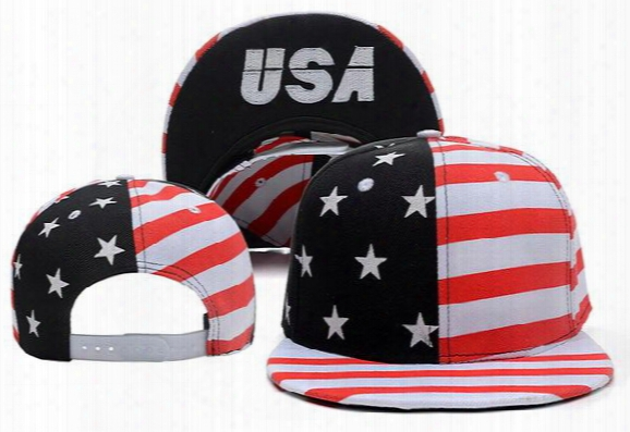 Hot New Last Kings Lk Snapback Caps Usa Flag Snapback Black Hats Baseball Cap Adjustable Unisex Hip Hop Caps Cheap Sports Caps Free Shipping