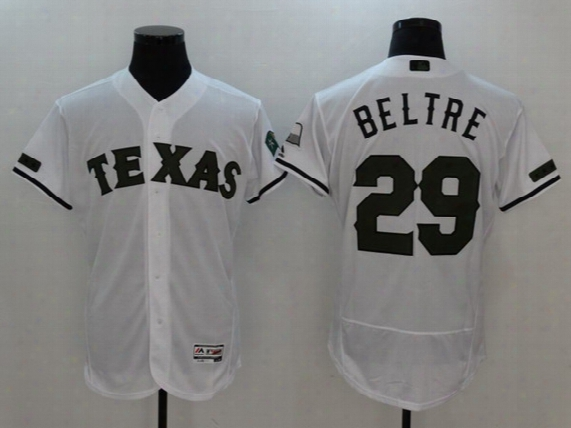 New Arrival!!men's Texas Rangers #29 Adrian Beltre Majestic Spring Jersey Different Version Size S-4xl Drop Shipping