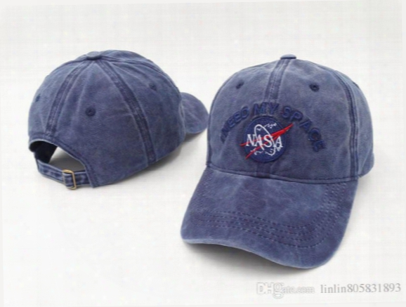 New Pattern Needs My Space Nasa Meat Ball 6 God Embroidered Cotton Lovers Hat Snapback Baseball Cap 4 Colors Free Casquette Ship Ca