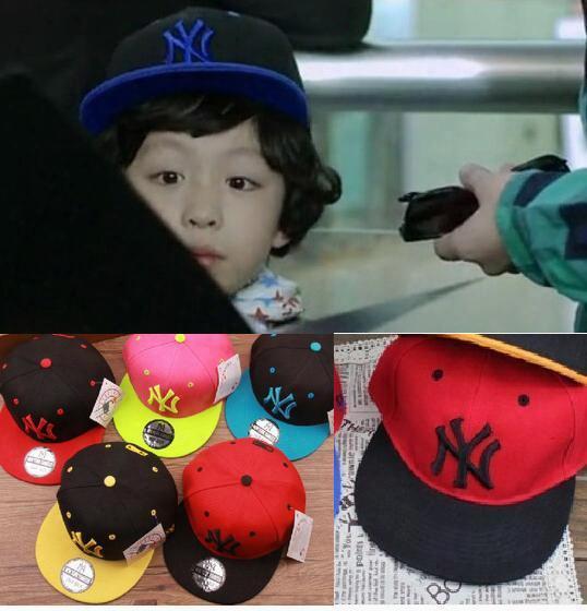 Newst Ny Kids Hiphop Snapbacks Hats Caps Snapback Baseball Hat Cap Adult Leisure Hats Free Size