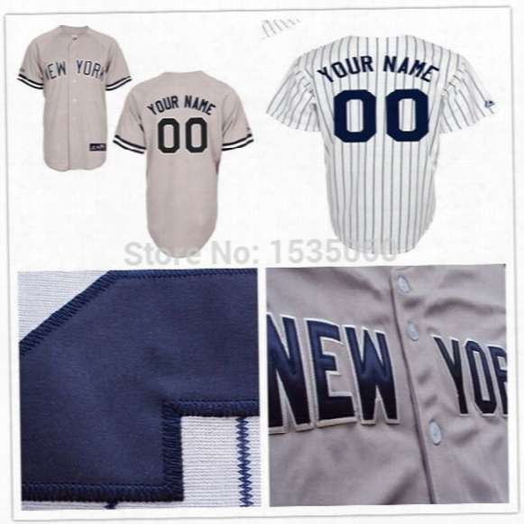 Ny New York Youth Jerseys Customized Kids Custom Baseball Jersey Personalized Cheap Size 100% Stitched Delivery 5-25days