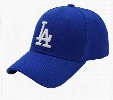 2017 New dad hat brand Adjustable LA Dodgers Embroidery Baseball Caps Hip Hop bone Snapback Hats for Men Women Chapeu Gorras Casquette cap