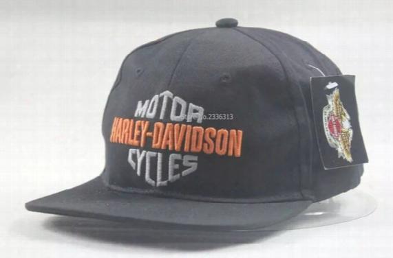 Wholesale- 20 Colours Moto Gp Fans Sports Caps Hd Motogp Racing Cap Cotton Style Motorcycle Baseball Cap Fashion New Car Seasons Sun Hats