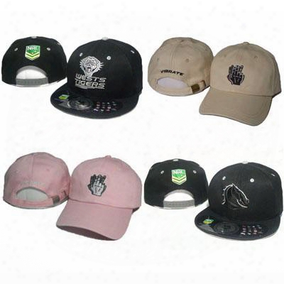 Wholesale 2016 Nrl Hat Men Ladies Vibrate Snapback Cap Women Sport Snapbacks Baseball Caps Outdoor Cool Hats Cheap Sale