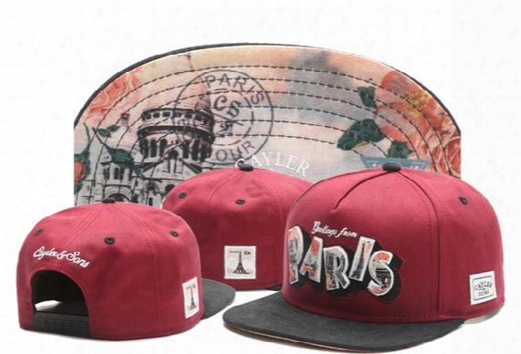 Wholesale Caylerandsons Snapback Caps Csbl Blueberry Kush Snapbacks Paris Hats Baseball Hat Sports Caps Ball Caps Free Shipping