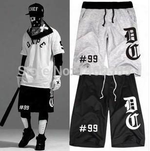 Wholesale-chef99 Hip Hop Basketball Shorts Men Dxpe Baseball Short For Men Chef No.99 Tee Shirt Xxs-xxxxl