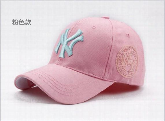 2016 Fashion Hat Men And Women Summer Baseball Cap Hat Fashion Tide Fashion Summer Sun Visor Cap Hip-hop Peaked Cap