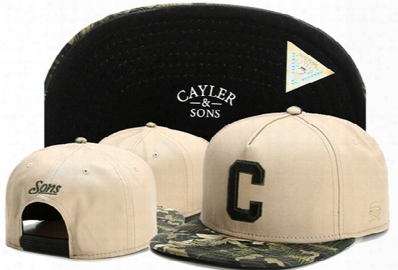 2bafc8831ca 2017 New Cayler Sons Grey Red Orange Letter C Brand Snapback Cap Baseball  Hat For Men