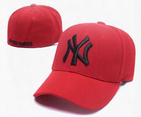 2017 New High Quality New York Yankees Snapback Hats Wholesale Personality Adjustable Baseball Caps Fast Shipping