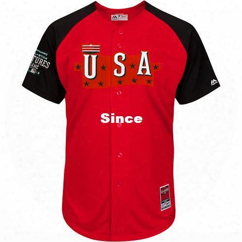 30 Teams- Usa 2015 Future Stars Bp Jersy4486