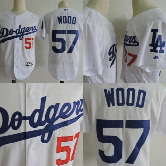 Dodgers Jerseys Cheap 57 Alex Wood 35 Cody Bellinger 5 Corey Seager 7 Julio Urias Mens 100% Stitched Los Angeles Dodgers Baseball Jrseys