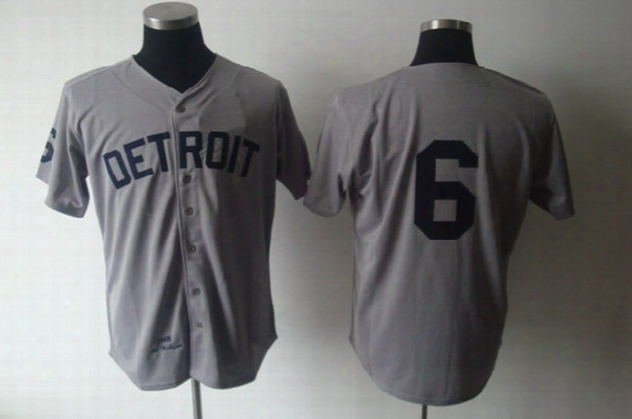 Factory Outlet Mens Womens Kids Detroit Tigers 6 Al Kaline Black Blue Grey White Throwback Cool Base Flex Base Top Quality Baseball Jerseys