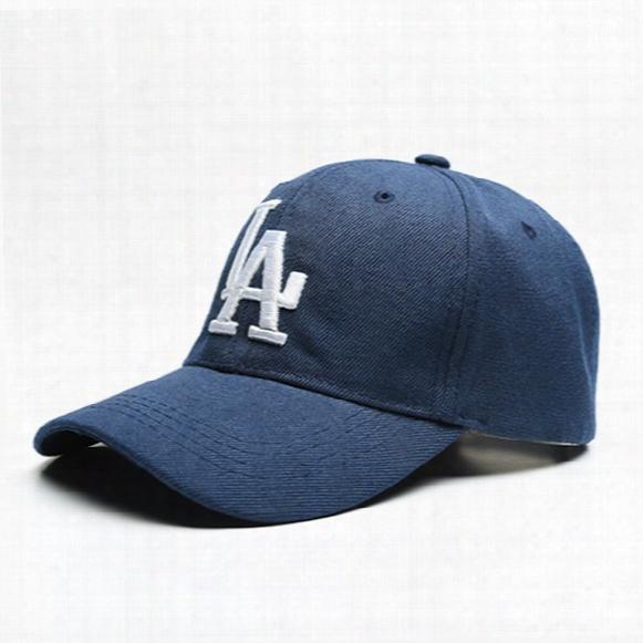 La Hip Hop Mlb Snapback Baseball Caps Ny Hats Mlb Unisex Sports New York Adjustable Bone Casquette Men Casual Headware