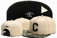 2017 New Cayler sons Grey Red Orange letter C brand snapback cap baseball hat for men women sport hip hop mens womens bone gorras