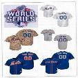 Personalized Cool Base New York Mets 2015 World Series Custom Mens Womens Youth Kid Baseball Jerseys Camo White Gray Royal Blue S,4XL