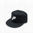 wholesale Brand New High Quality palace cap Black dark blue Strapback black and dark blue , Hip-Hop snapback baseball hat