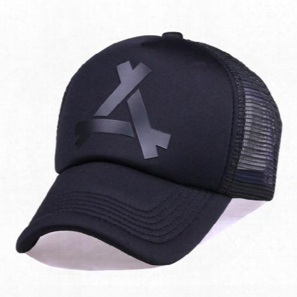 Unisex Snapback Baseball Caps Mesh Cap 5 Panel Strapback Bone Casquette Hip Hop Snapback Cap For Women Men Gorro Hat